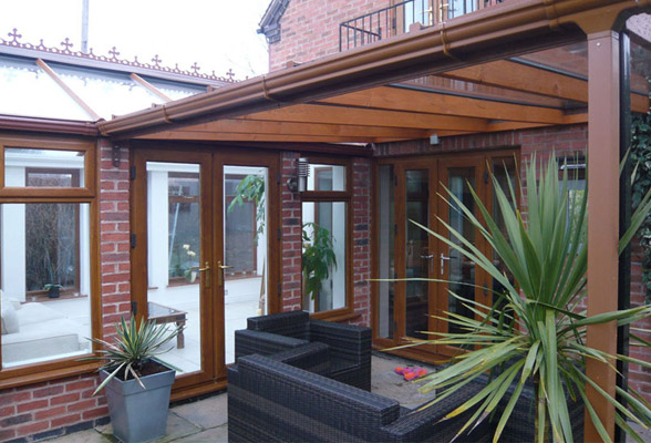 conservatory extension